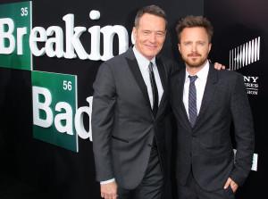 'Soon'?! Breaking Bad's Bryan Cranston and Aaron Paul Tease Same Photo