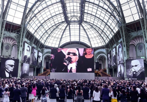 A Tribute to Karl Lagerfeld: Karl For Ever