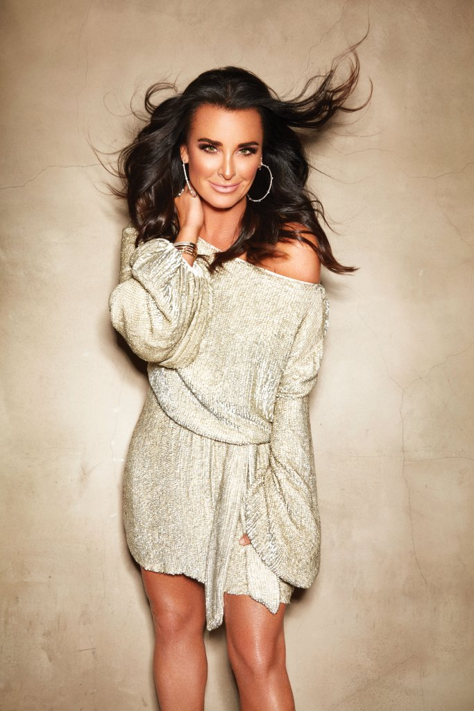 Kyle Richards: 'It's Very Hard' for Lisa Vanderpump 'to Own Her Behavior'