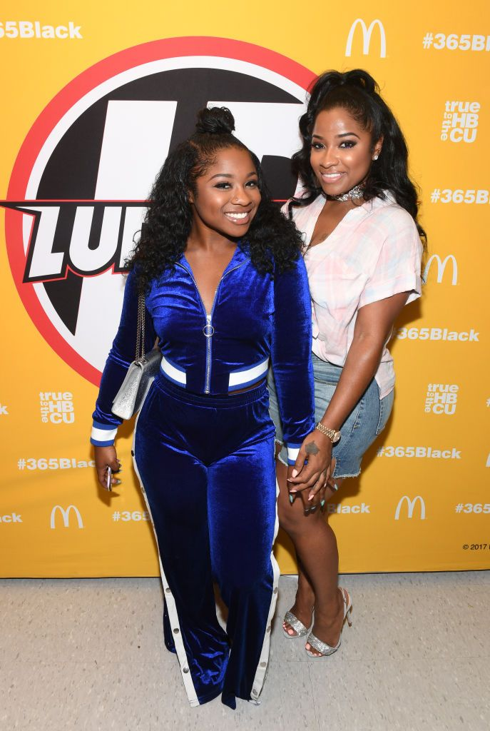 The Way Toya Is Handling Reginae's Dysfunctional Relationship Is A Lesson For Us All