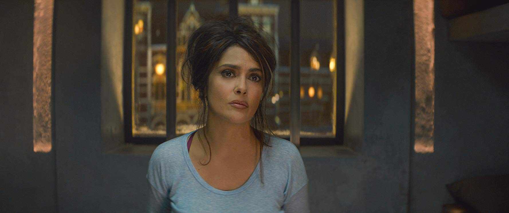 Salma Hayek In Talks To Join Marvel's The Eternals