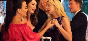 Camille Grammer Was in the 'Hot Seat' During 'RHOBH' Reunion