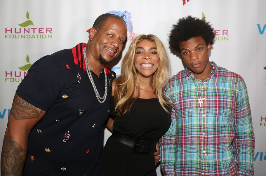 Wendy Williams' Son Kevin Hunter Jr. Pleads Not Guilty To Punching Father In Assault Case