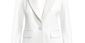 Trend Alert: White Blazers