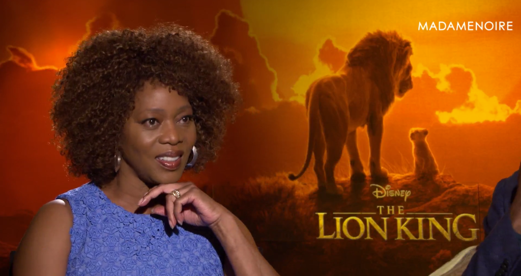 "Alfre Woodard & Chiwetel Ejiofor Discuss How Their Ancestors Guide Their Path & The Importance Of Home In ""The Lion King"""