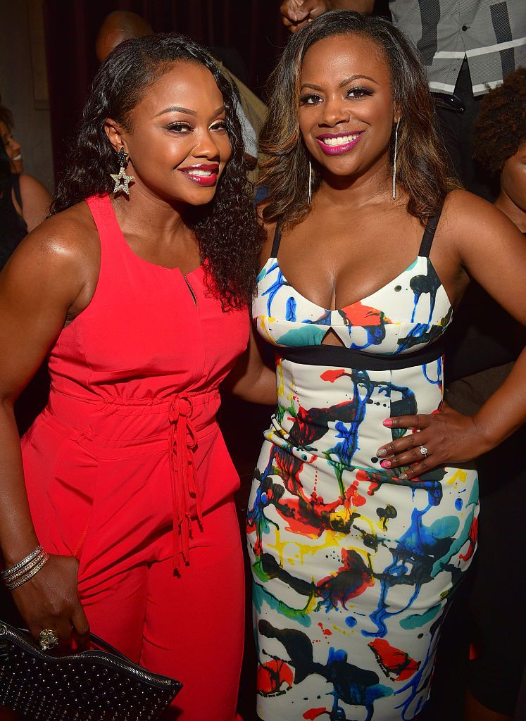 "Phaedra Finds It ""Amusing"" Former BFF Kandi Is So Against Her Returning To RHOA: ""I Must Have Really Impacted Her Life"""