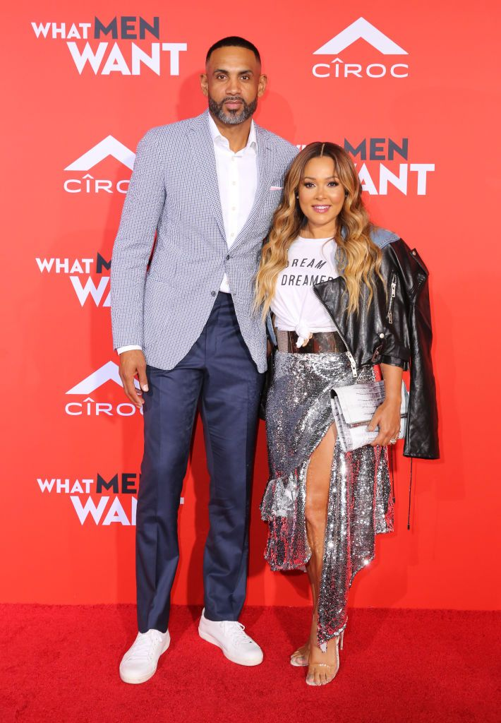 Like Fine China: Tamia & Grant Hill Celebrate 20 Years Of Wedded Bliss
