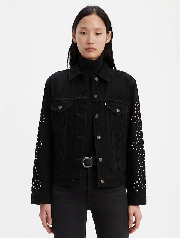Trend Alert: Embellished Denim Jackets