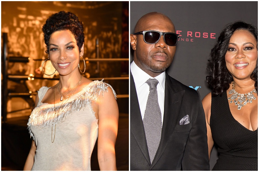 """It Was Not My Intention To Be In This Situation"": Nicole Murphy Apologizes For Kissing Married Director Antoine Fuqua"