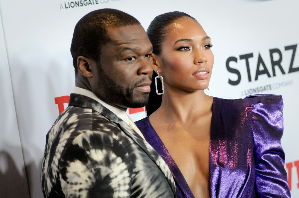 50 Cent Reportedly Dating Fitness Guru & Aspiring Lawyer Jamira Haines