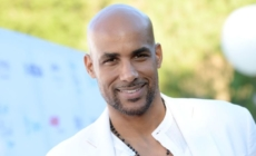 "Boris Kodjoe Gave Us Cornrow'd, Oiled Up Realness For His D'Angelo Impression On ""Lip Sync Battle"""