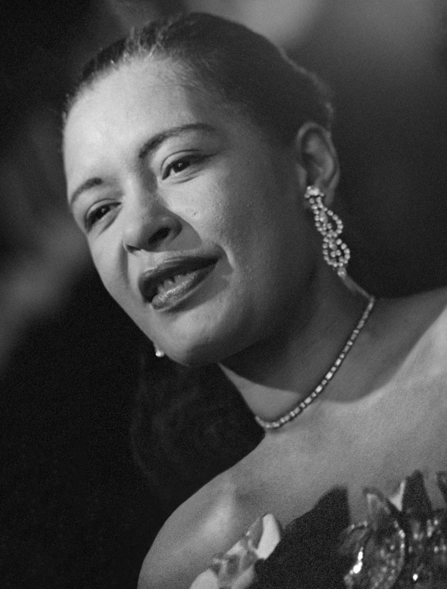 Rare Photos Showing Iconic Jazz Singer Billie Holiday Part Of New Smithsonian Exhibit