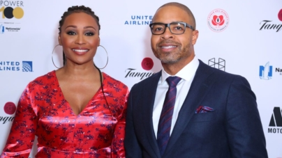 "Cynthia Bailey Shares Photo From When She First Met Mike Hill: ""In My Heart I Knew"""