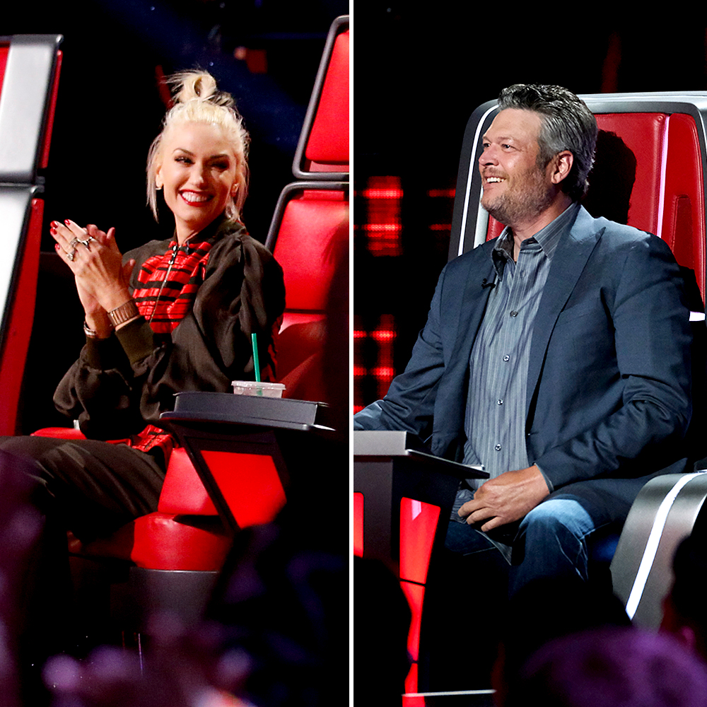 Expect Gwen Stefani and Blake Shelton to 'Spar' on 'The Voice'