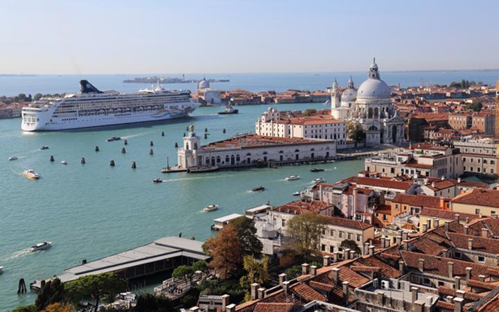 Venice Finally Bans Giant Cruise Ships
