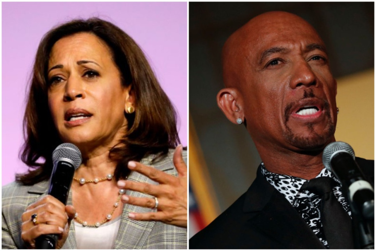 It's Time We Talk About The Media's Obsession With Kamala Harris' Love Life