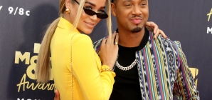 He Blew It: Model Jasmine Sanders Has Moved On From Terrence J With This Baller