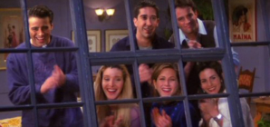 Friends Is Coming To A Big Screen Near You, Just Not The Way You Think