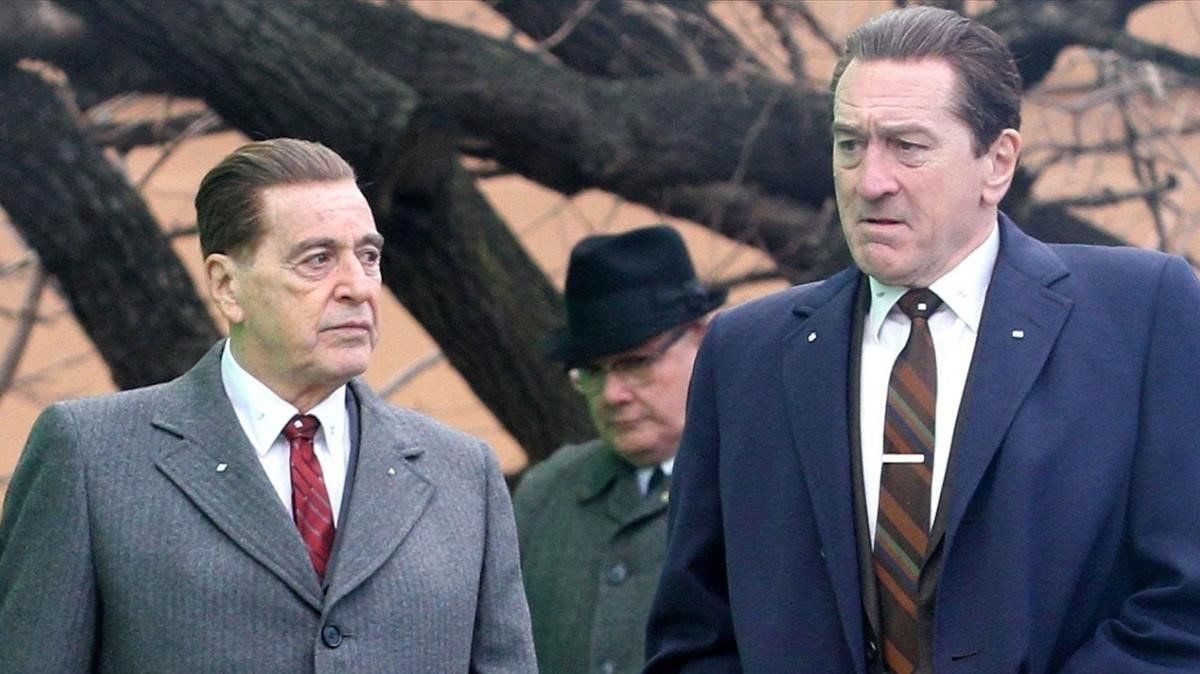 Watch The First Trailer For The Irishman