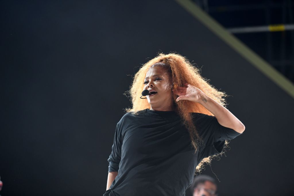 Janet Jackson Reveals She Doesn't Have A Nanny: 'It's My Baby And Me'