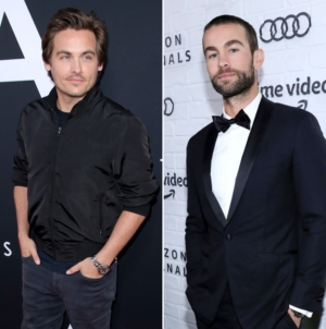 XOXO! Kevin Zegers Talks Reuniting With 'Gossip Girl' Costar Chace Crawford