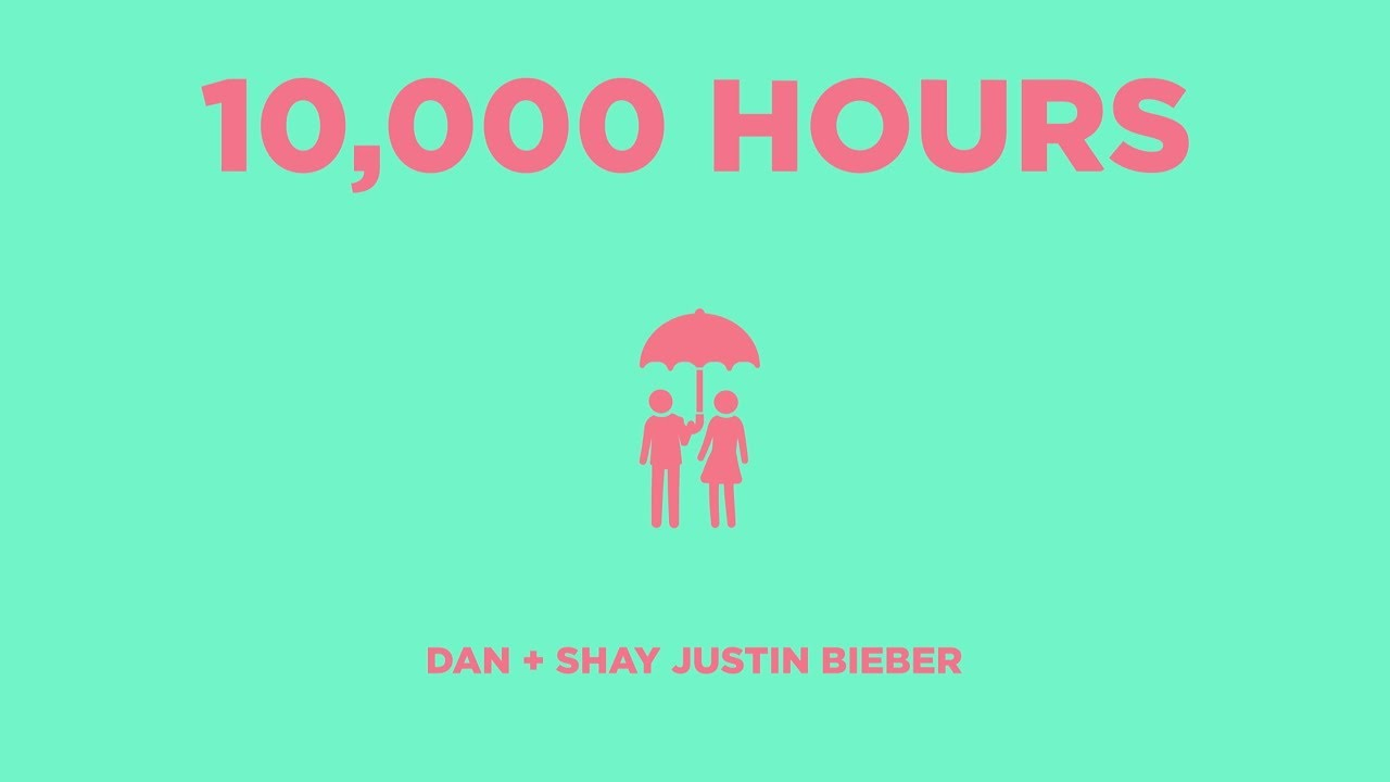Listen To Justin Bieber's New Single 10,000 Hours With Dan + Shay