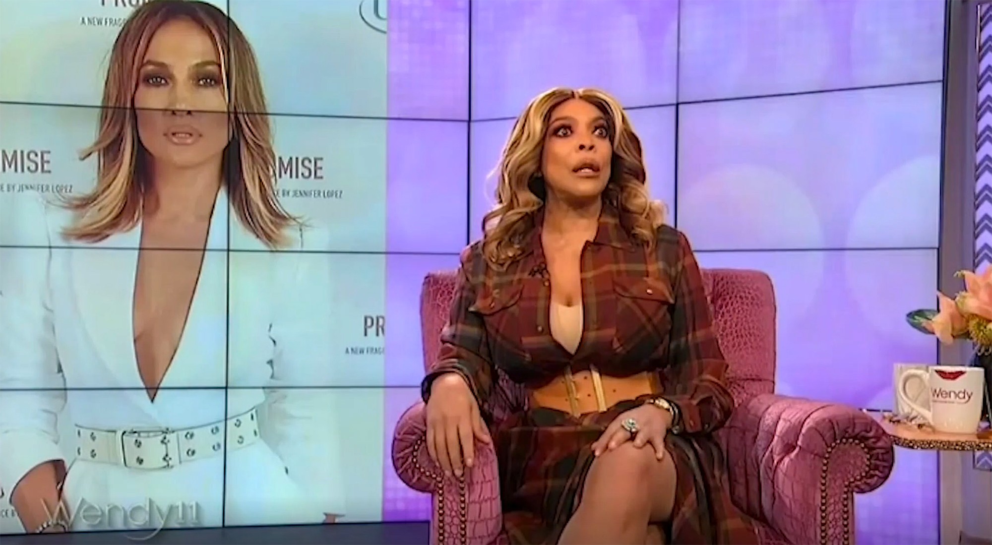 Wendy Williams Snaps at Audience Member Whose Phone Rang: 'Get Out!'