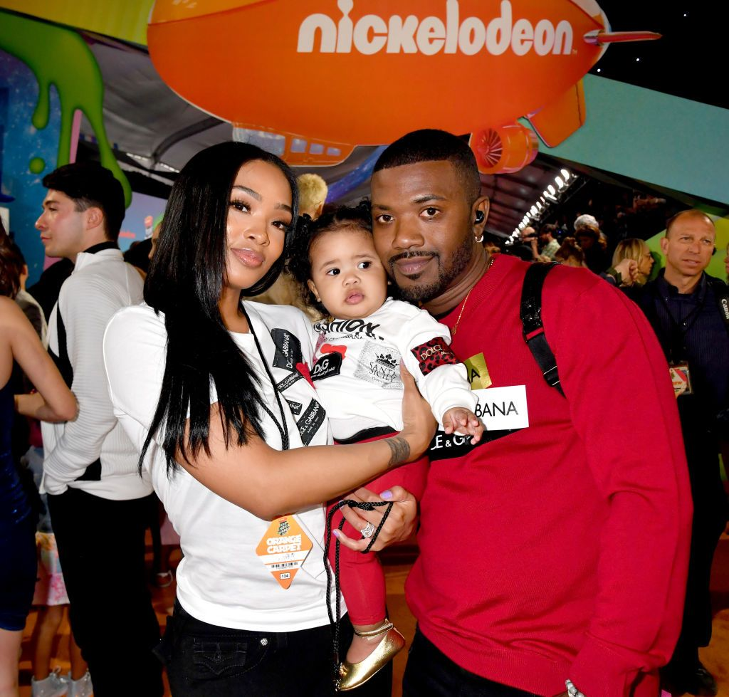 Ray J And Princess Love Are Reportedly Expecting A Baby Boy