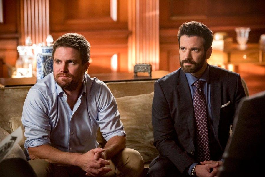 Hi, Tommy! 'Arrow' Brings Back 4 Dead Characters in Final Season Premiere