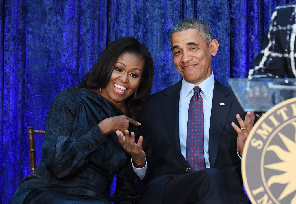 Michelle Obama's Anniversary Message To Barack Is The Perfect Ode To 27 Years Of Married Bliss