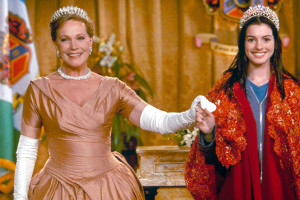 Julie Andrews Gives an Update on 'Princess Diaries 3' Rumors