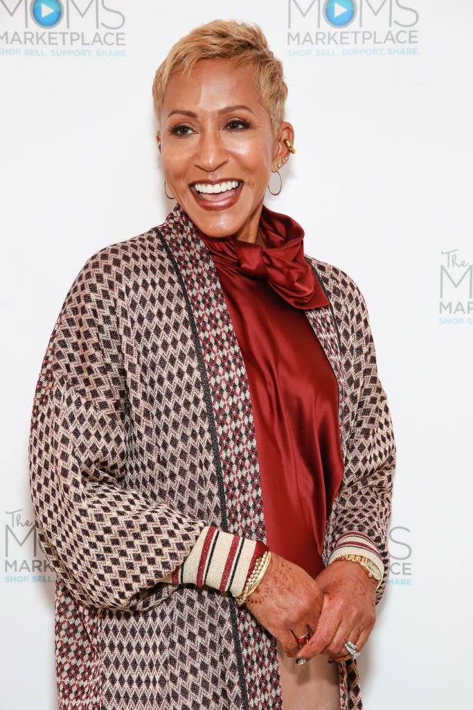 """Jada Pinkett-Smith's Mom """"Shocked And Appalled"""" Over Chelsea Handler's Confession That She Slapped A Black Woman's Butt"""