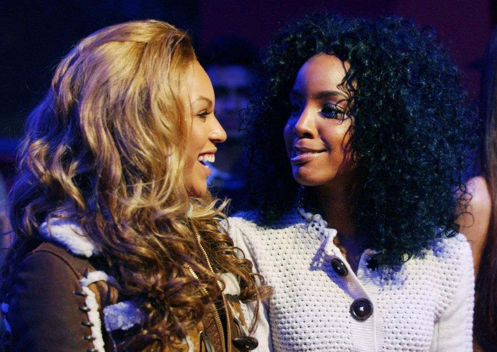 """Kelly Rowland Speaks Out On Beyoncé's """"Homecoming"""" Emmy Snub: """"I Do Think She Was Robbed"""""""