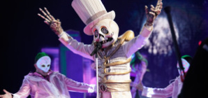 Masked Singer's Skeleton Reveals How He Planned to Throw Off the Judges