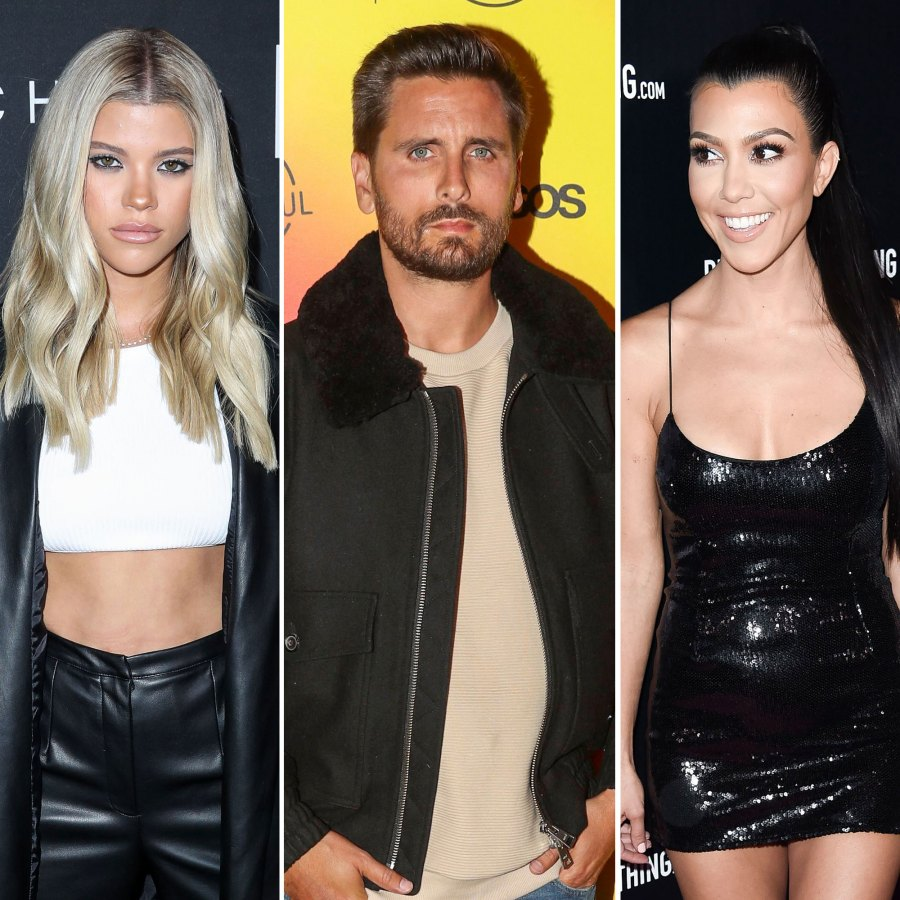 'KUWTK' Recap: Sofia Calls Out Scott for Acting Different Around Kourtney