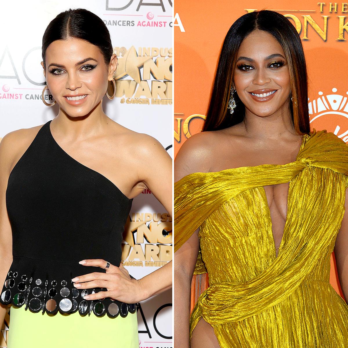 Watch Jenna Dewan Imitate and Critique Beyonce's Original Walk