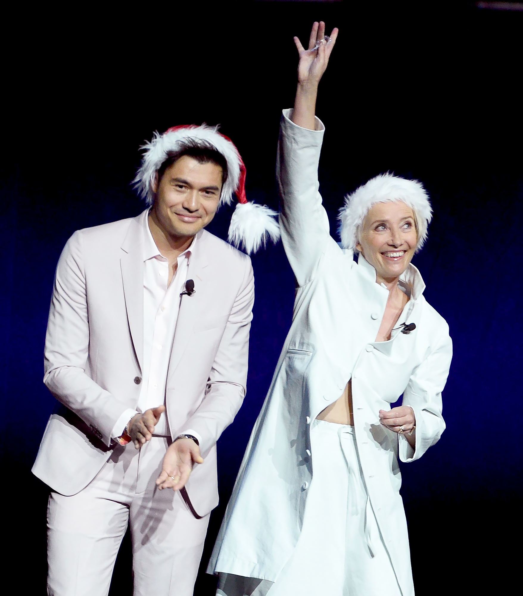 Sundays at Emma Thompson's! Inside 'Last Christmas' With Henry Golding