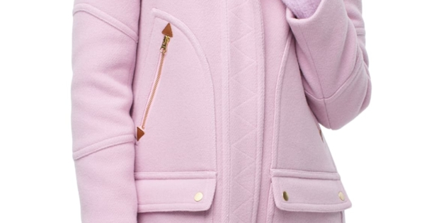 Stay Warm & Keep Spirits High In A Colourful Parka