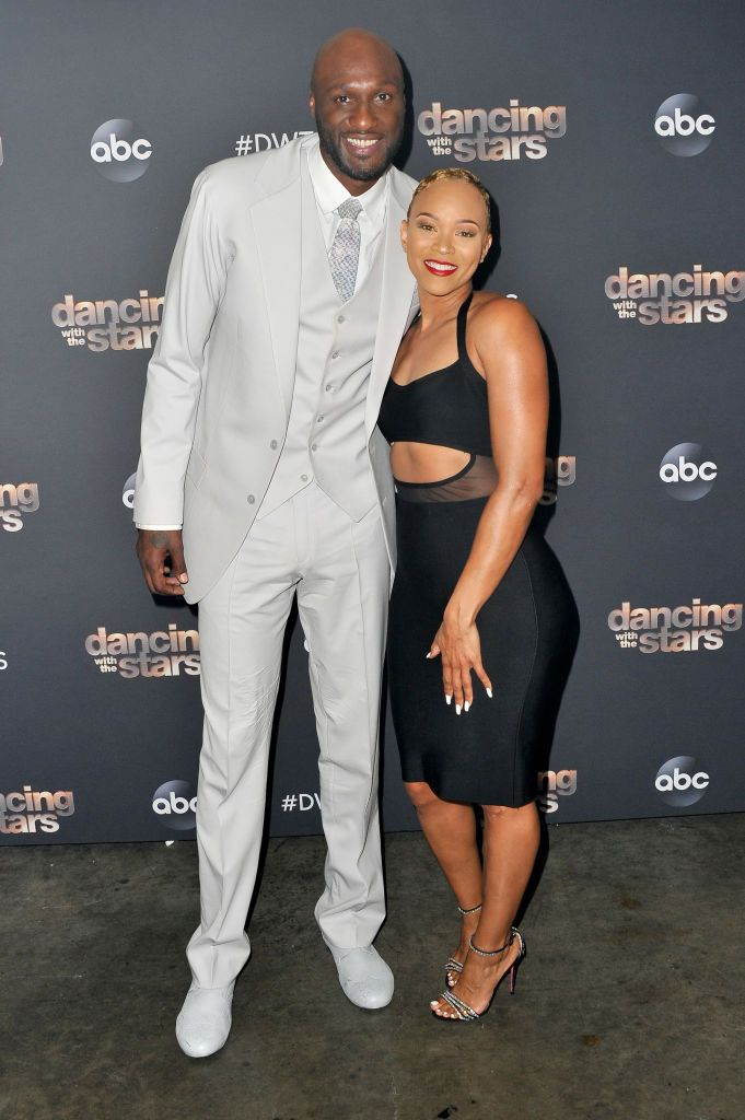 "Lamar Odom Proposed To Girlfriend Sabrina Parr: ""She's The ONE"""