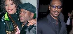 Eddie Murphy Allegedly Warned Whitney Houston Against Jumping The Broom With Bobby Brown