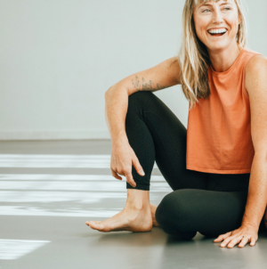 A One-On-One With Yoga & Meditation Expert Carolyn Anne Budgell