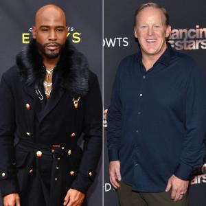 Karamo Brown: 'DWTS' Competitor Sean Spicer 'Can't Dance!'