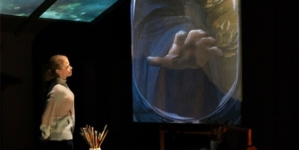 London's National Gallery Exhibits Single Da Vinci Painting In A Unique Way