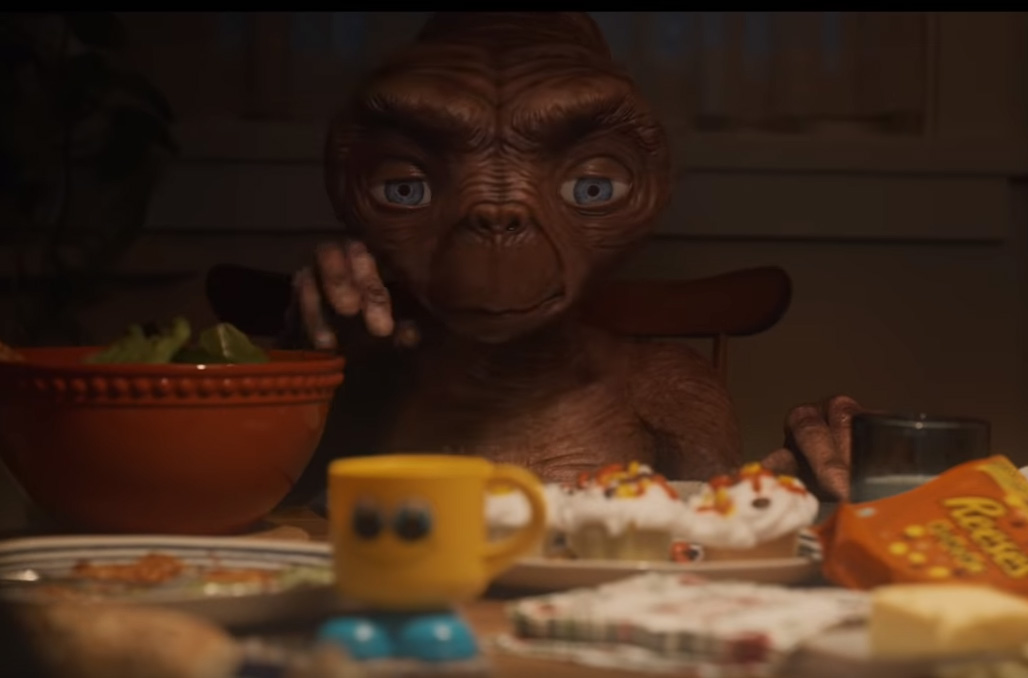 E.T. The Extra-Terrestrial Gets A Sequel (Sort-Of)
