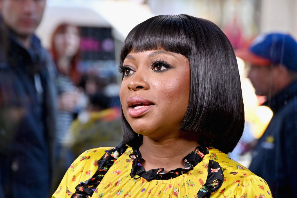 "Naturi Naughton Addresses 50 Cent's Relentless Bullying Of Her On Social Media: ""I Am A Black Woman"""