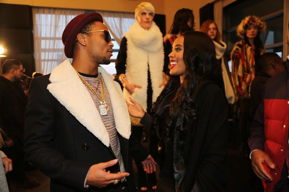 "Angela Simmons Has ""Too Much Real Stuff Going On"" To Worry About The Feud Between Her & Romeo Miller"