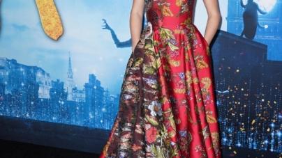 Taylor Swift & Cats Co-Stars Shine At New York World Premiere