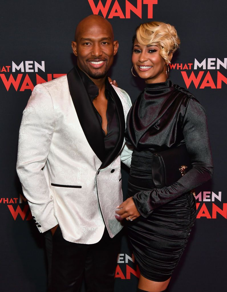 """Did """"Love & Marriage: Huntsville"""" Stars Martell & Melody Holt Threaten To Expose Each Other On Social Media?"""