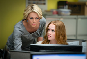 Charlize Theron Dazzles as Megyn Kelly in Powerful 'Bombshell': Review