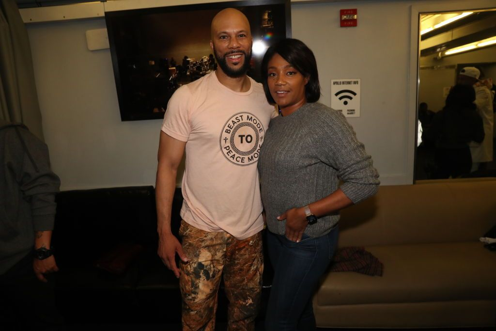 Tiffany Haddish & Common Rumored To Be Dating After The Rapper Split From Angela Rye